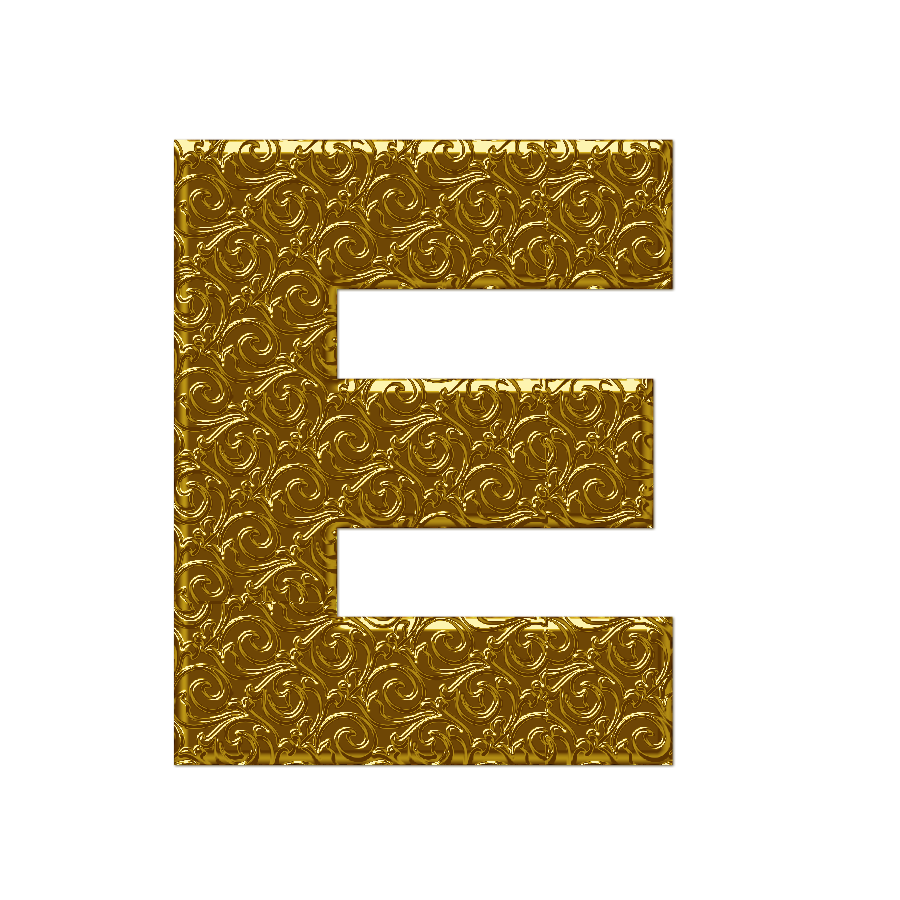 letter e logo in png
