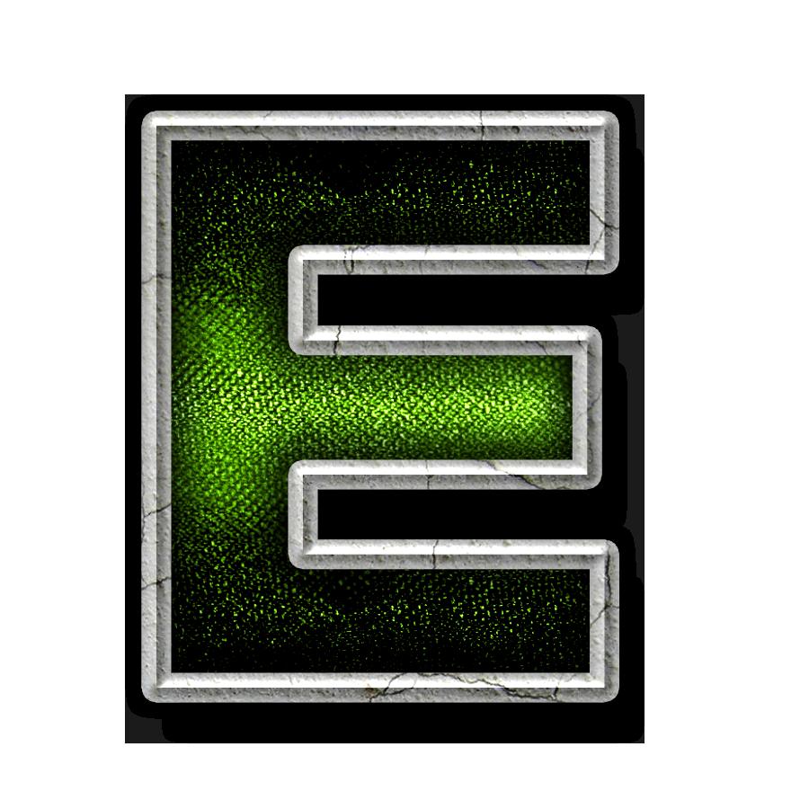 letter e wallpaper
