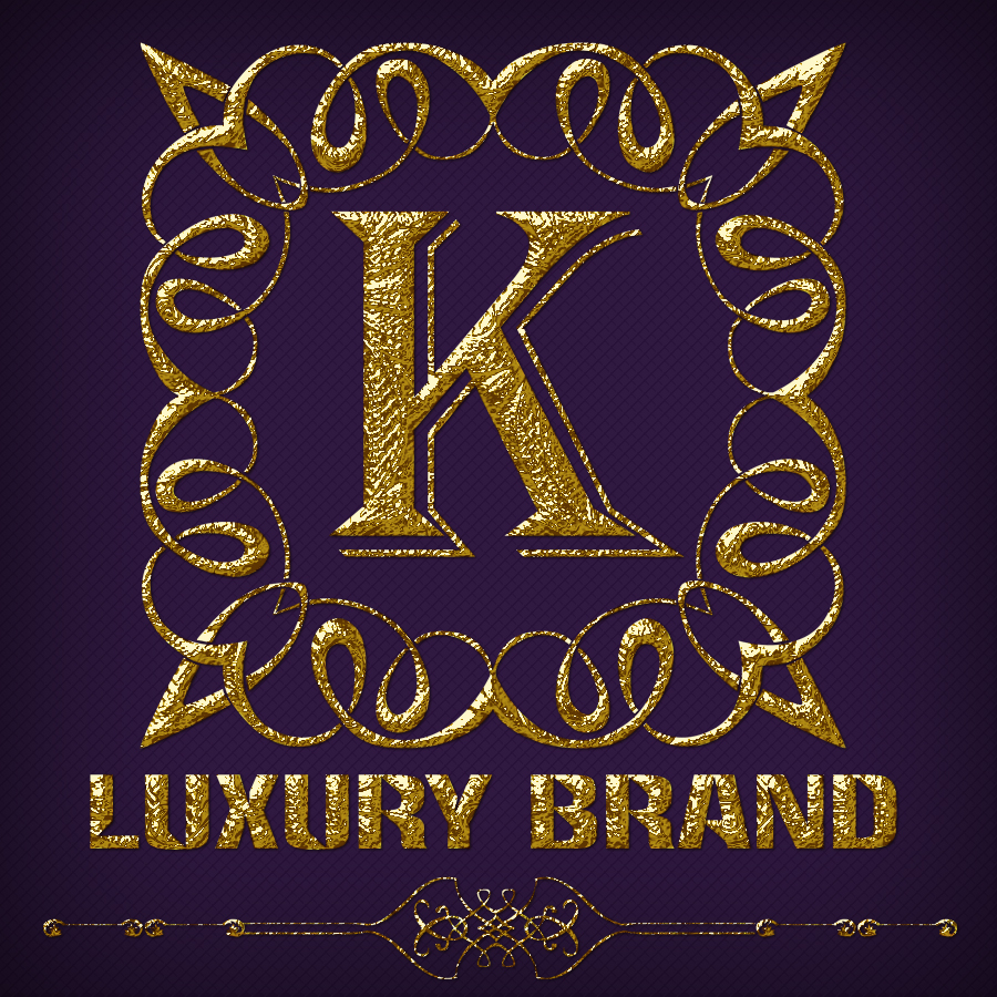 k logo design hd