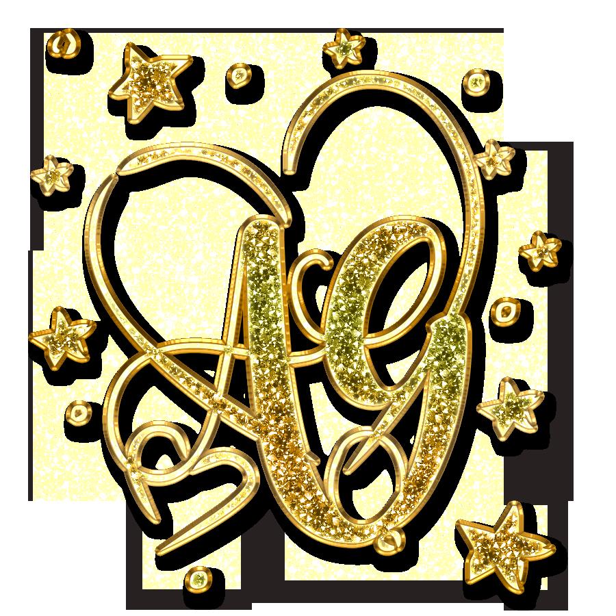 ag text logo