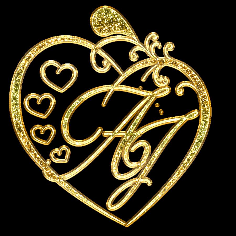 aj letter logo