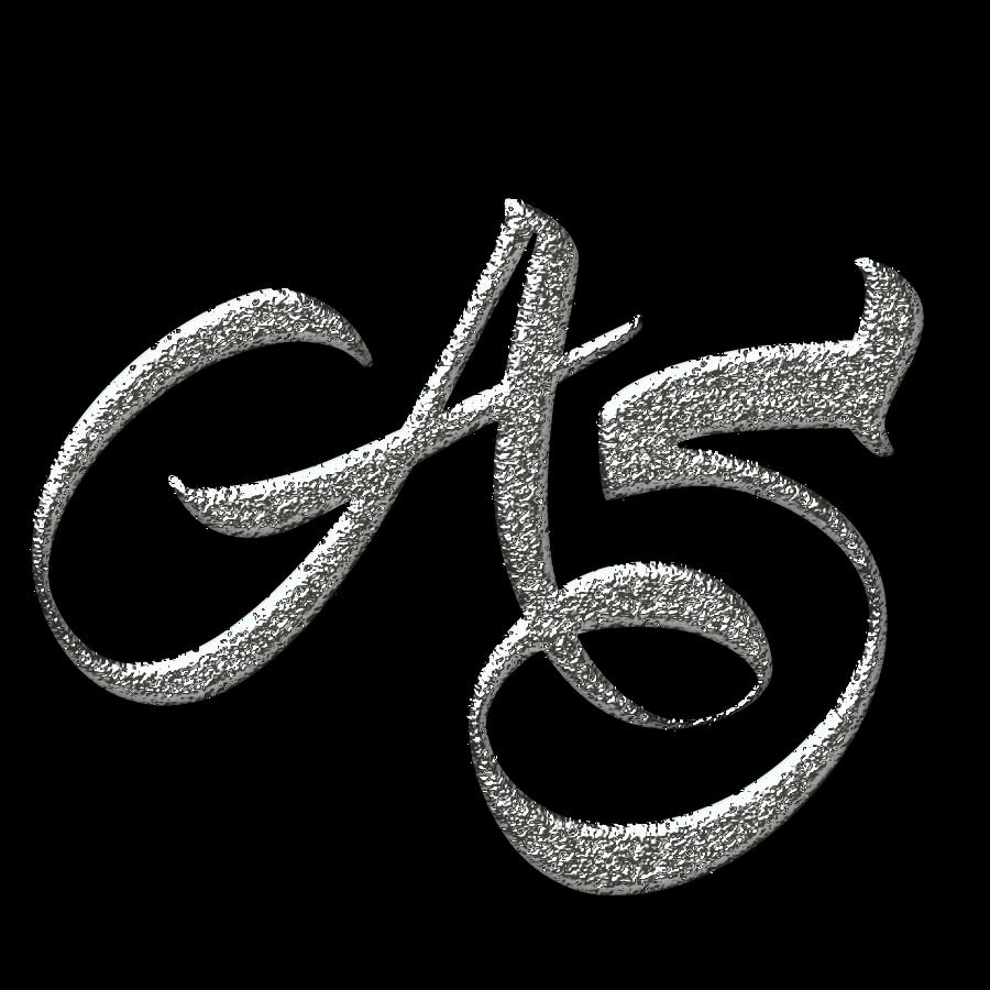 as silver logo
