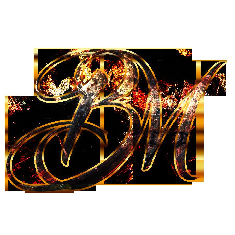 bm text symbol