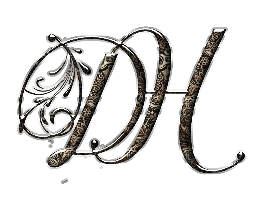 dh tattoo in png format