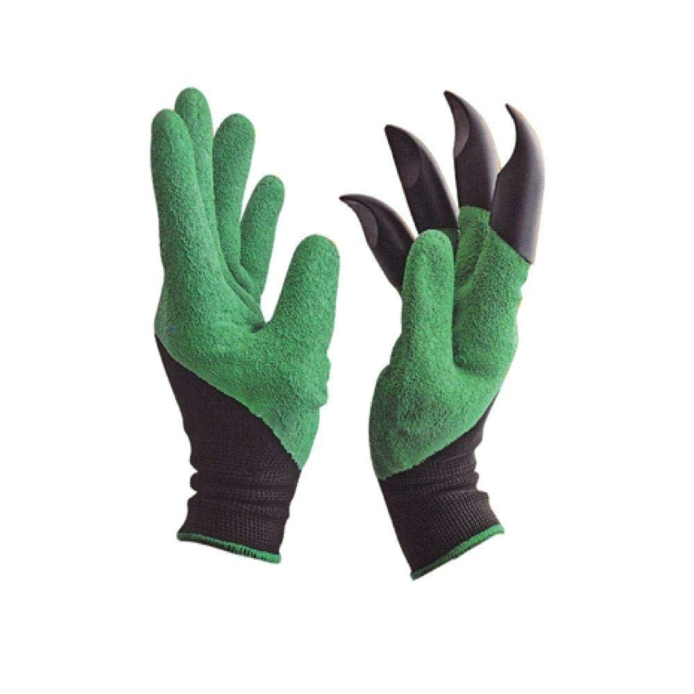 Agriculture Gloves With Claws