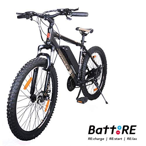 BattRE Electric Cycle