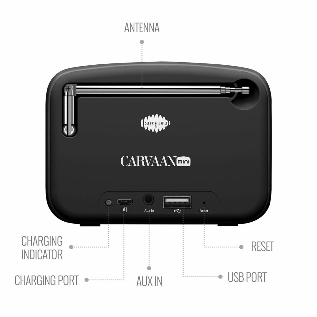 Saregama carvaan price in india