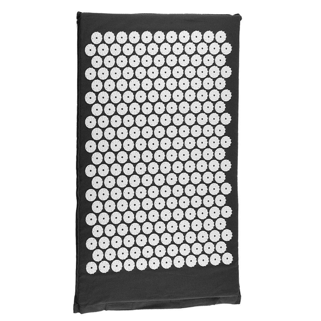ELECTROPRIME Massage Acupressure Mat Pad Yoga Lying Bed