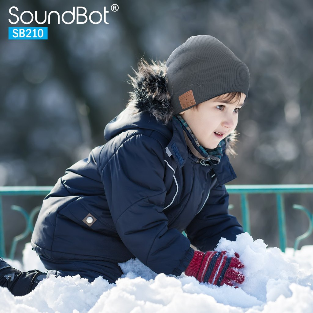 sounbot bluetooth hat