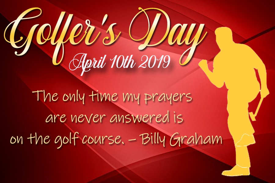 national golfers day 2019