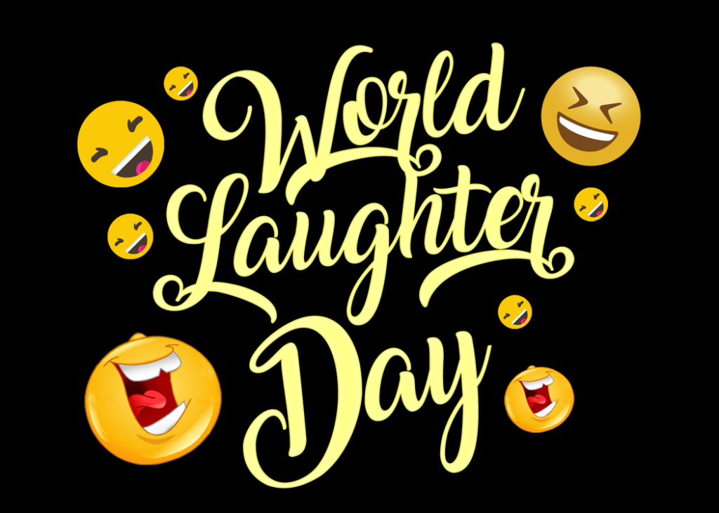 World laughter day 2019 wallpaper