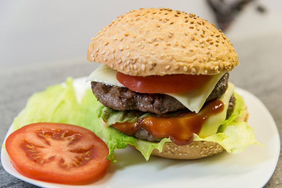 burger ki photo