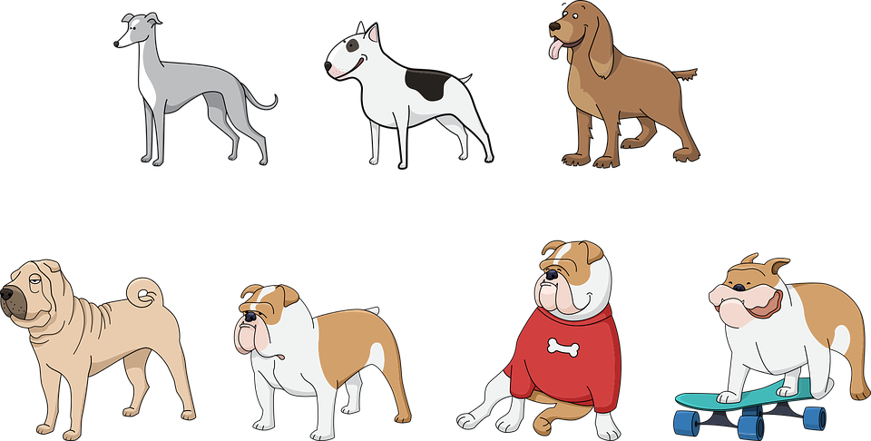 pet day cliparts