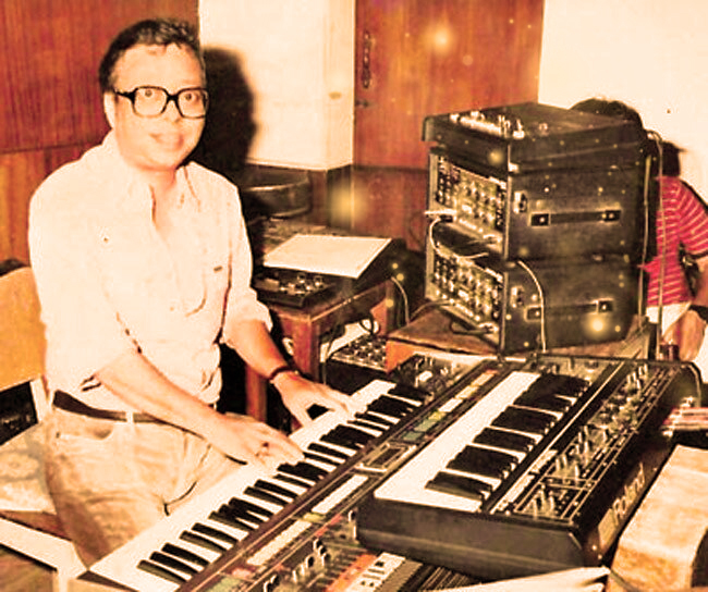 rd burman songs