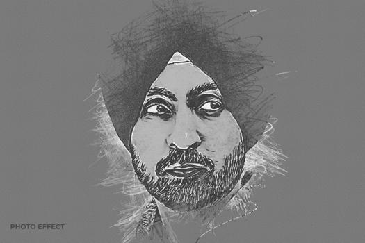 Diljit dosanjh, Sketches, Drawings
